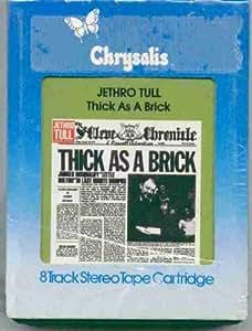 Thick As A Brick (Original 1972, 8-TRACK TAPE)