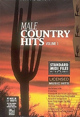 Male Country Hits Volume - 4