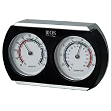 Thermor/Bios Indoor Thermometer and Hygrometer, Weather Monitor