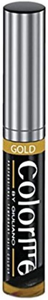 Colorme Gold - Tinte temporal para mechas (8 ml) color dorado