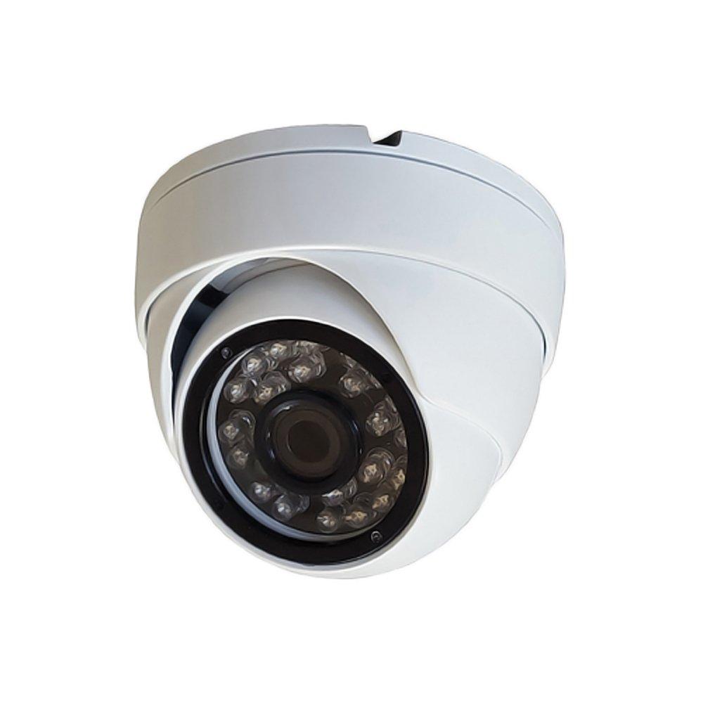 マザーツール フルHD防水ドーム型AHDカメラ 3.6mmレンズ MTD-W308AHD