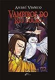 capa de Vampiros do Rio Douro
