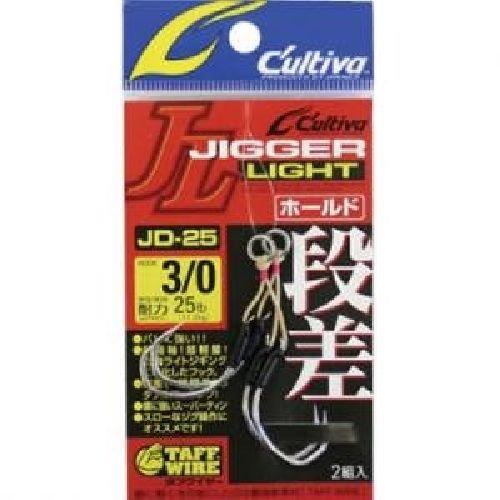 オーナー(OWNER) ジガーライト 段差 ホールド JD-25の商品画像