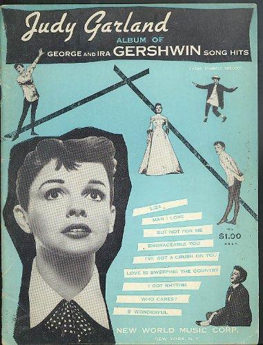 Judy Garland Album of George & Ira Gershwin Song Hits 1954