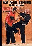 Image de kali arnis eskrima self-defense avec armes et a mains nues