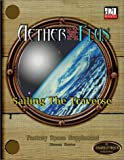 Aether and Flux, Steven Grover, 1932414010