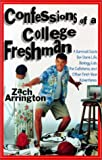 Confessions of a College Freshman, Zach Arrington, 1589196600