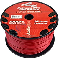 Pet Dog Fence Wire 14 Gauge 1000 FEET RED InGround Fence Burial Boundary Bike RV