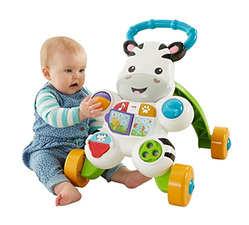 Baby Toys Stand Learning Walker Activity Panel Sit Play Center Toddler Fun ()