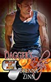 Dagger's Edge by Brenna Zinn front cover