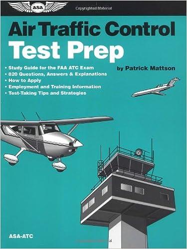 Air Traffic Control Test Prep Study Guide