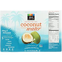 365 Everyday Value, Coconut Water, 17.6 oz, (Pack Of 12)