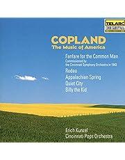 Copland Music Of America