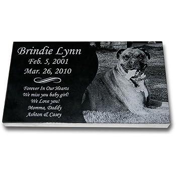Amazon Com X Large Standard Pet Grave Marker Pet