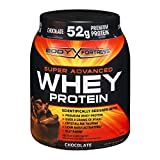 Body Fortress Super Advanced Whey Protein Powder, Chocolate, 2lbs