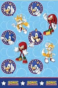 Sonic the Hedgehog Mantel