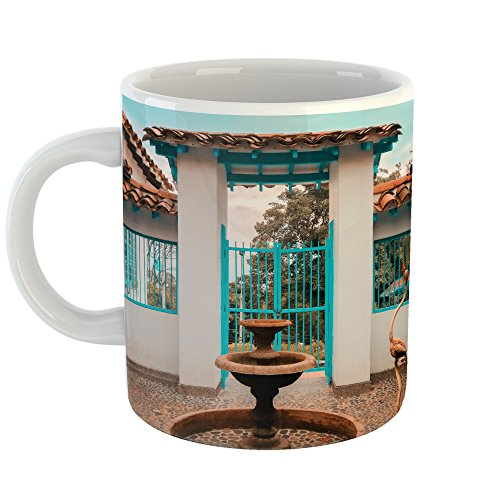 Westlake Art - Design Room - 11oz Coffee Cup Mug - Modern Picture Photography Artwork Home Office Birthday Gift - 11 Ounce (4613-C88A3) - Classic Home Chocolate Fountain
