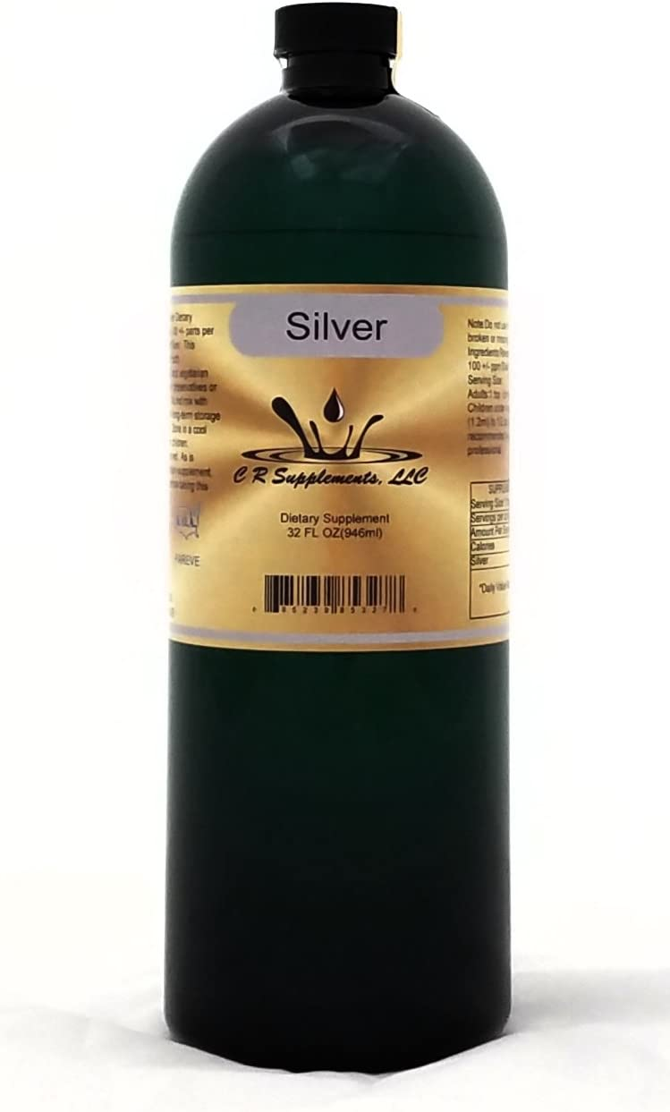 Silver quart