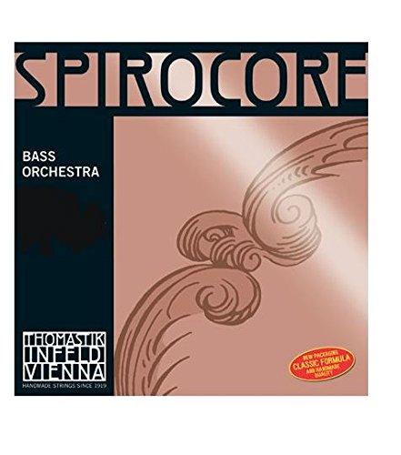 Thomastik Spirocore 3885.6W SINGLE Upright Bass C (5th) String Chrome Wound 3/4 - Weak