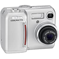 Nikon Coolpix 775 2MP Digital Camera with 3x Optical Zoom Explained Review Image
