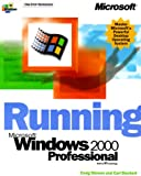 img - for Running Microsoft Windows 2000 Professional book / textbook / text book