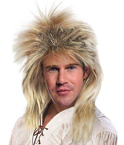 Jareth The Goblin King Costume (Jareth Wig Jareth Costume Labyrinth Bowie Wig Stewart Wig Goblin King Costume Wig)