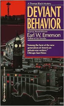 Book Deviant Behavior (Thomas Black Mysteries)