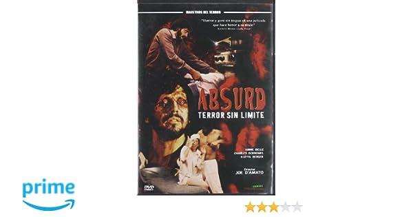 ABSURD: Terror sin Límite [DVD]: Amazon.es: George Eastman, Annie Belle, Charles Borromel, Joe DAmato: Cine y Series TV