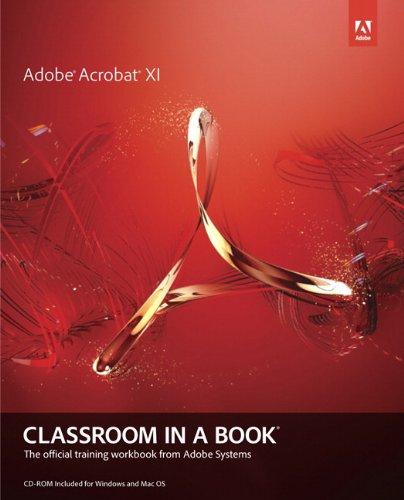 Download Adobe Acrobat XI Classroom in a Book Pdf