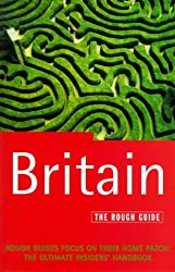 'THE ROUGH GUIDE BRITIAN, SECOND EDITION'