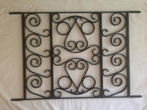 Designer Style Screen Door Grille, Screen Door Pet Guard,...