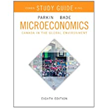 Study Guide for Microeconomics: Canada in the Global Environment