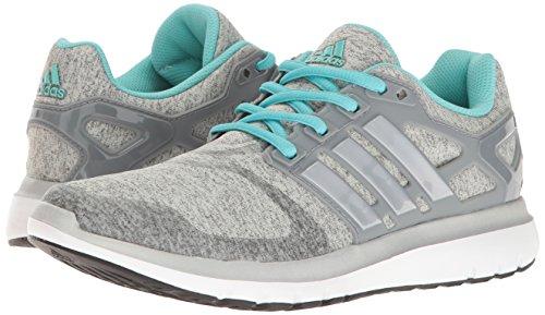 Heather Da Scarpe Donna Energy Medium Adidas silver Grey Mint Running easy metallic V Cloud TqYzTWg1