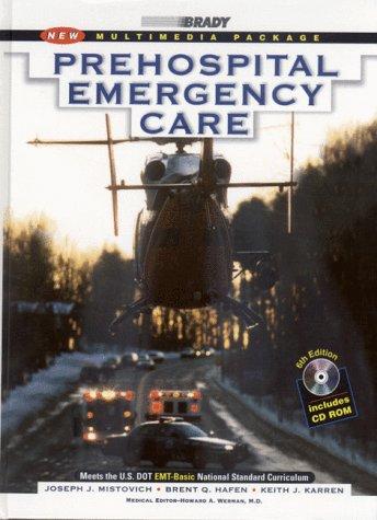 Prehospital Emergency Care (6th Edition)