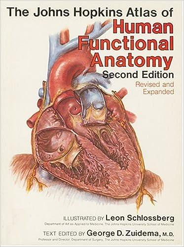 The Johns Hopkins Atlas Of Human Functional Anatomy 4th Edition