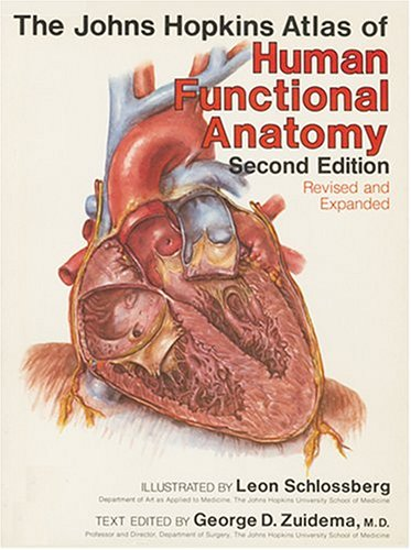 Johns Hopkins Atlas (The Johns Hopkins Atlas of Human Functional Anatomy)