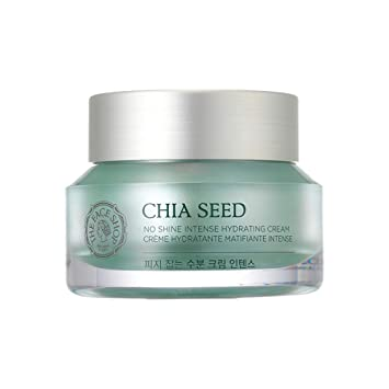 The Face Shop Chia semillas no brillo intenso Hidratante ...