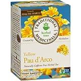 Traditional Medicinals Traditional Tea Blend Pau D'Arco 16 tea bags - 3PC