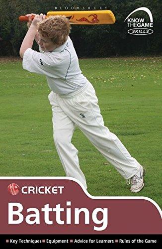 Download Skills: Cricket - Batting (Know the Game) PDF