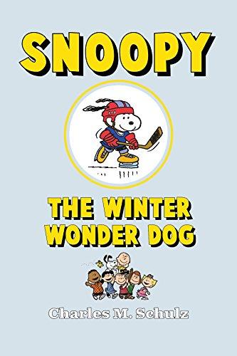 Snoopy the Winter Wonder Dog
