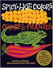 Amazon.com: Spicy Hot Colors: Colores Picantes (9780874838152): Sherry