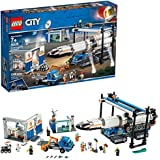 LEGO City Rocket Assembly & Transport 60229...