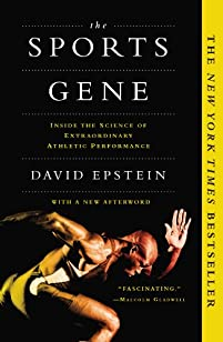 The Sports Gene: Inside The Science Of Extraordinary Athletic Performance by David Epstein ebook deal