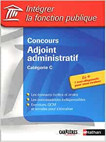 Int grer la fonction publique concours adjoint - Grille indiciaire fonction publique categorie c ...
