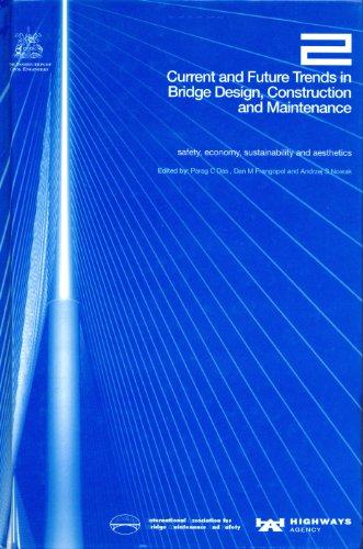Current & Future Trends in Bridge Design, Construction & Maintenance