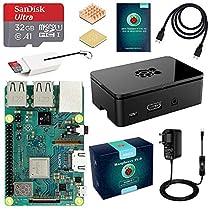 Oferta en ABOX Raspberry Pi 3 B+ Starter Kit con Micro SD