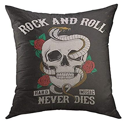 Amazon Decorative Throw Pillow Cover For Couch SofaMusic Adorable Cheap Decorative Pillows Under 10
