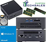 Gigabyte BRIX s Ultra Compact Mini PC (Skylake) BSi7HT-6500 i7 250GB SSD, 1TB HDD, 16GB RAM, Windows 10 Home Installed & Configured