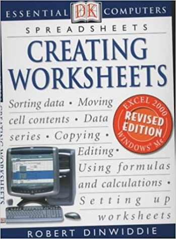 Amazon.com: Creating Worksheets (Essential Computers ...