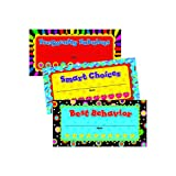 CREATIVE TEACHING PRESS PUNCH CARDS (Set of 12)